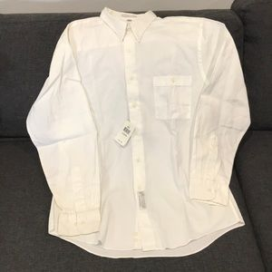 Geoffrey Beene long sleeve collared shirt